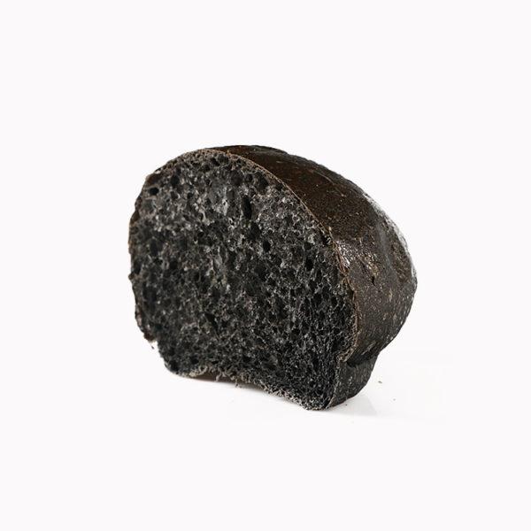 Булочка черная для бургера