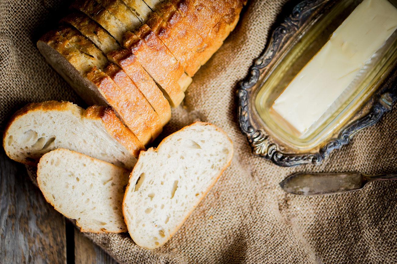 Хлеб для красоты