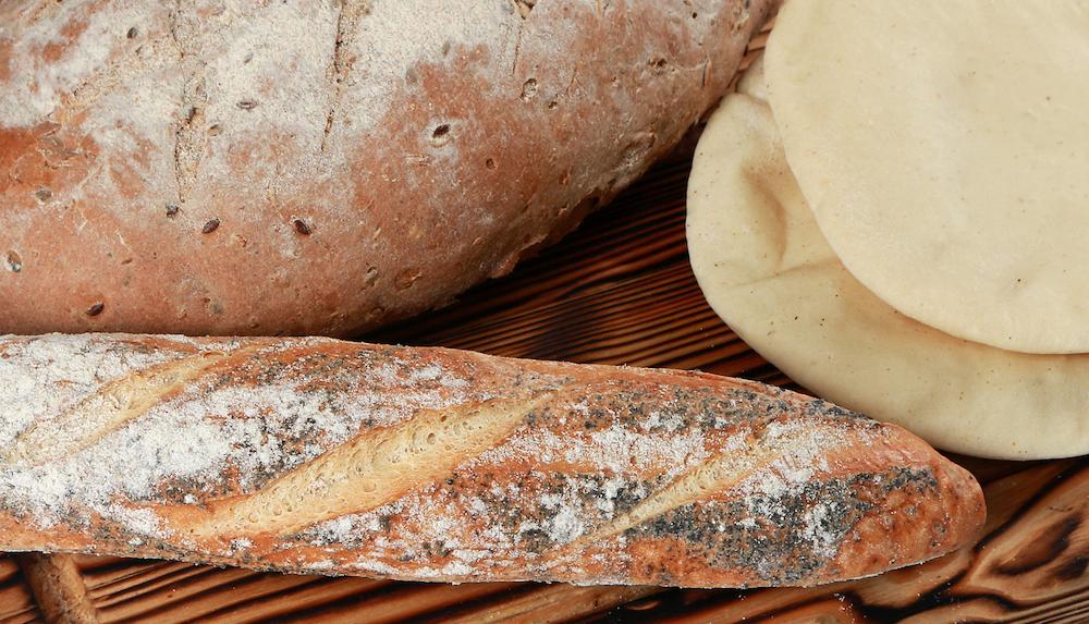 Какие продукты использует в выпечке Ваш поставщик хлеба?
